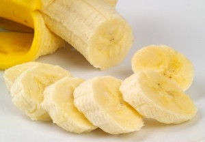 fruits for radiant skin banana