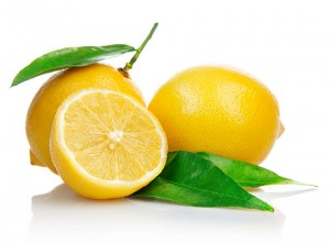 fruits for radiant skin lemon