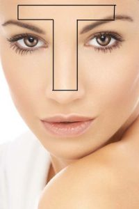 skin types combination